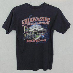 Harley-Davidson Motorcycles Shiawassee TShirt